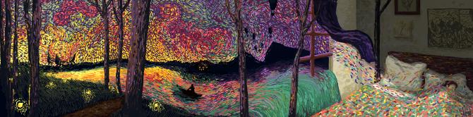 """""""Bedroom Wind II"""" by James R. Eads"""