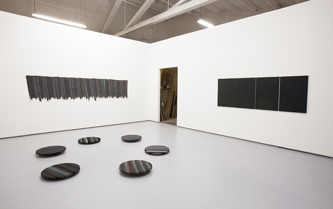 Surabhi Ghosh exhibition view at Ditch Projects