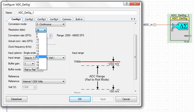 Configure your components in the way that's easiest to you!