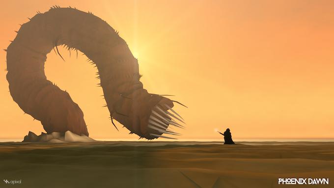The World of Phoenix Dawn - Lazarus
