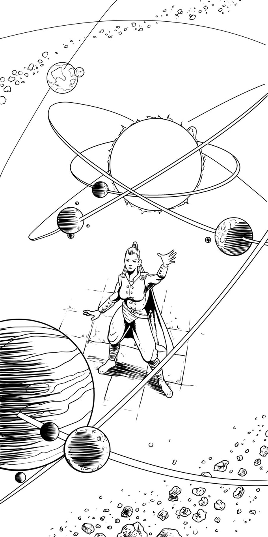 Clockwork Universe by Gary Dupuis