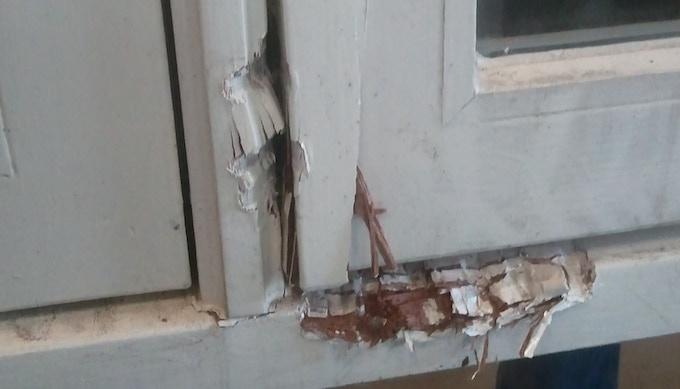SKG 3 minute test result: No access to window with Burglar Blocker