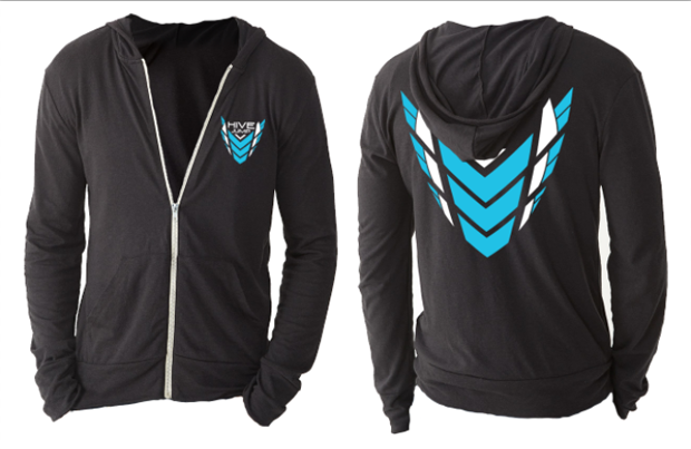 Hoodie from the $65 Tier and $500+ Tiers.