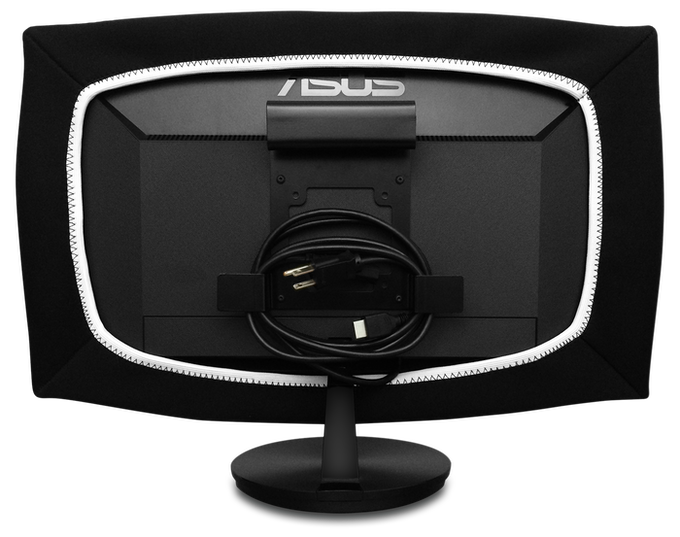 """Asus VN247HP 23.6"""" HD LED Monitor ( H:15.5"""" x W:21.6"""" )"""