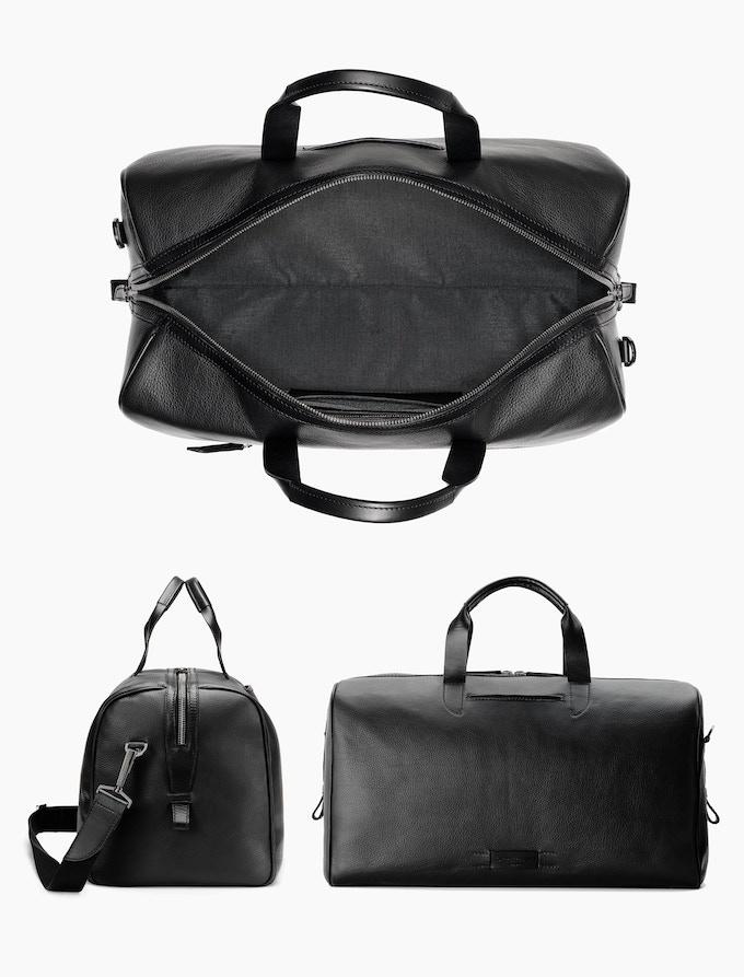 Hanbury Weekend Bag Black, £275 (normal price £375)