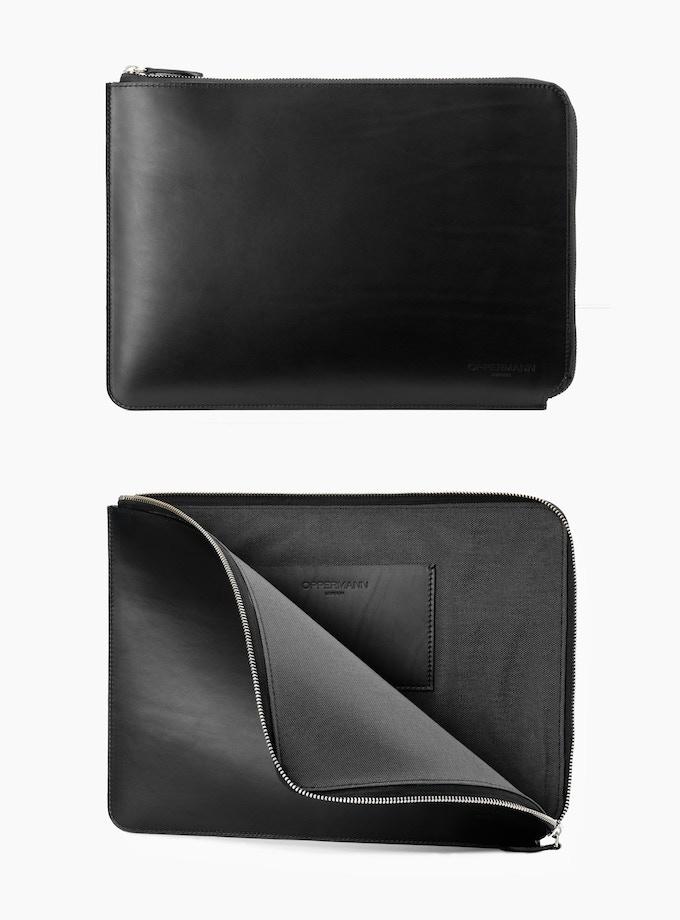 Islington Laptop Folder Black £95 (normal price £125)