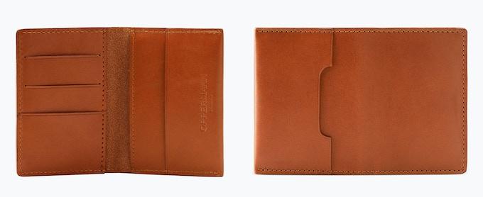 Swanfield Wallet Cognac, £40 (normal price £55)