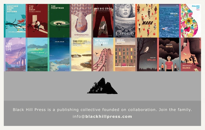 eBook Edition collection From Black Hill Press