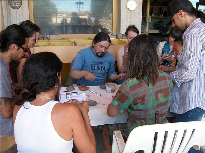 This workshop in Arcosanti 2013 was the seed for the larger project.