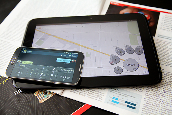 AFKPU for touch screen tablets and smartphones.