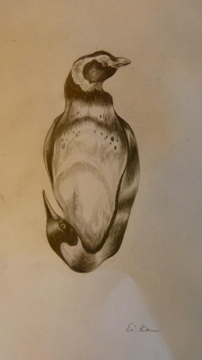 Original Art, 1 of a kind. Signed by artist.