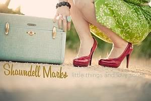 Little Things album by local singer/songwriter Shawndell Marks