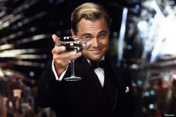 Here's to you, Leo! You are perpetually speaking on behalf of our planet and doing amazing things for climate change and for our futures. Thank you!