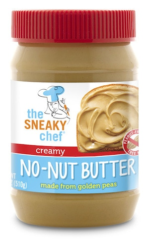 You'll receive our amazing Creamy No-Nut Butter!