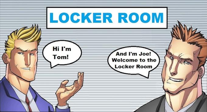 Meet Tom and Joe
