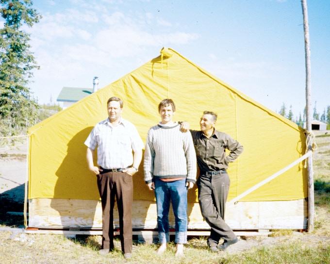 Merlyn, Rob Kesselring, Eugene McKay