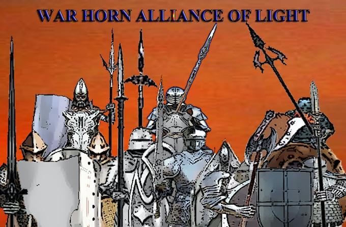 Alliance of Light Poster