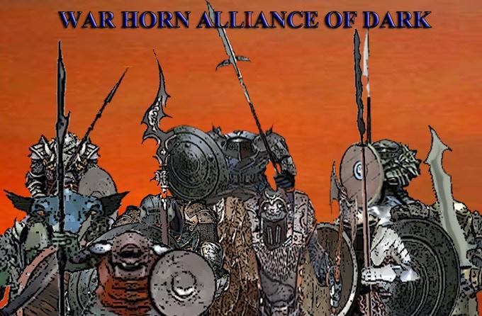 Alliance of Dark Poster