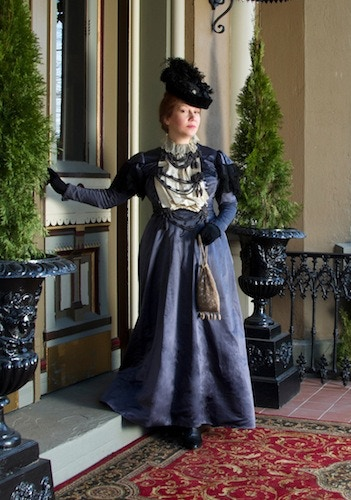 Victoriana Lady Lisa