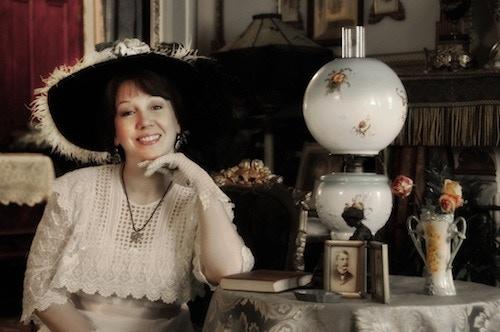 Victoriana Lady Lisa