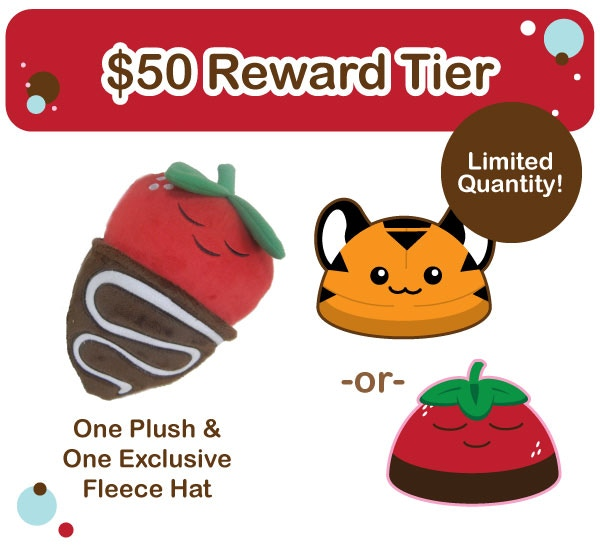 $50 Reward Tier - Limited - 10 available