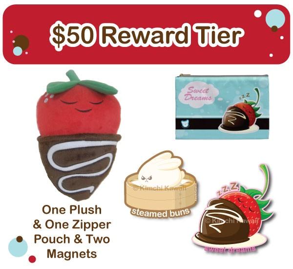 $50 Reward Tier