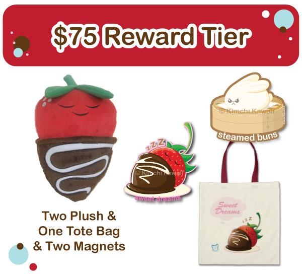 $75 Reward Tier