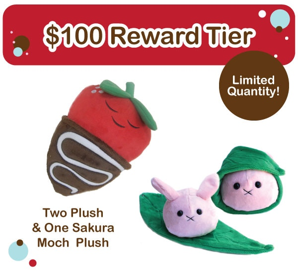 $100 Reward Tier - Limited - 20 available