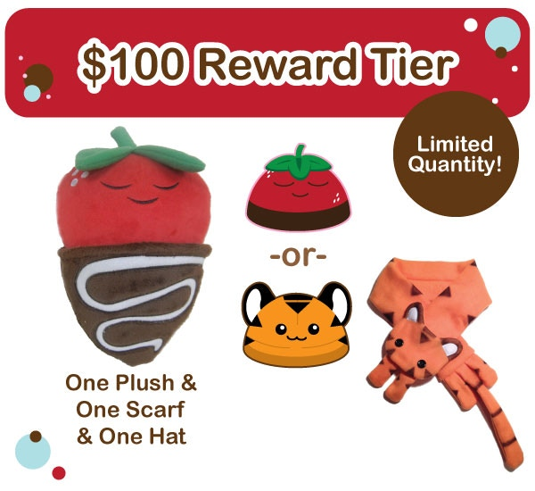 $100 Reward Tier - Limited - 5 available