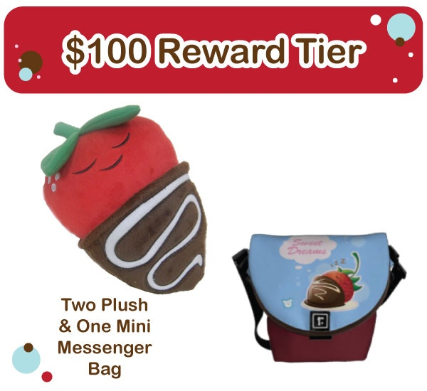 $100 Reward Tier