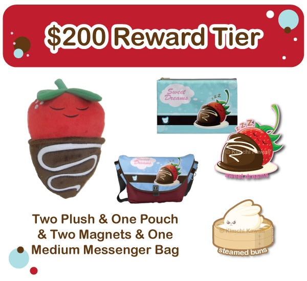 $200 Reward Tier