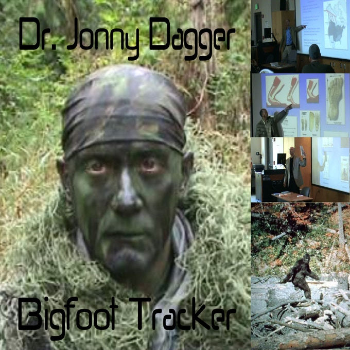 Dr. Jonny Dagger, Bigfoot Tracker