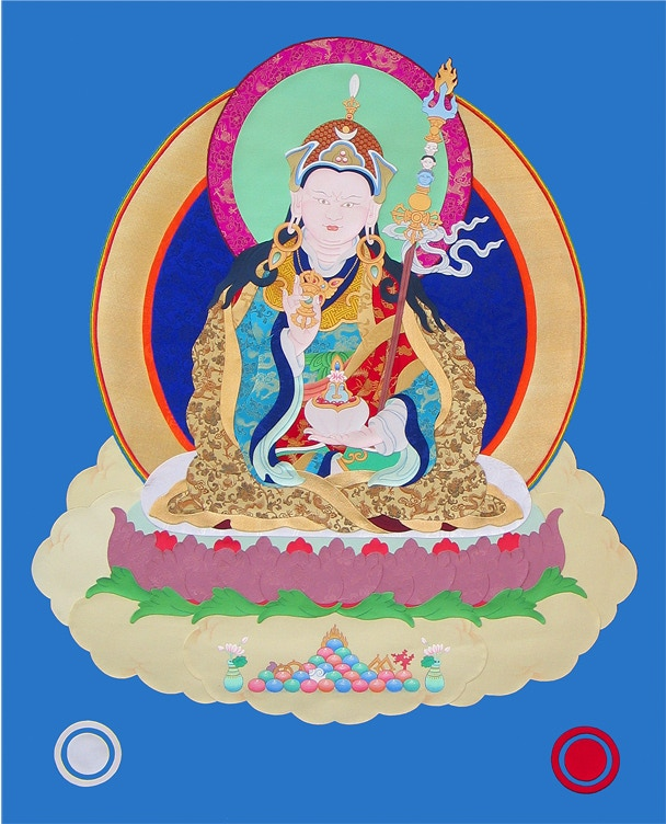 Cloth Prints by Thangka artist Leslie Nguyen Temple. Click to see choices available.