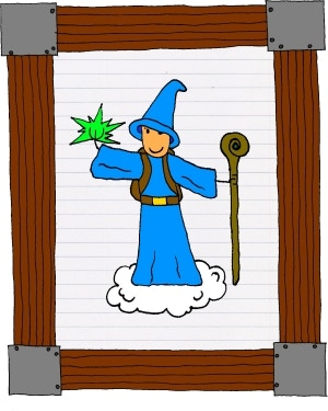 Pico, the Wizard
