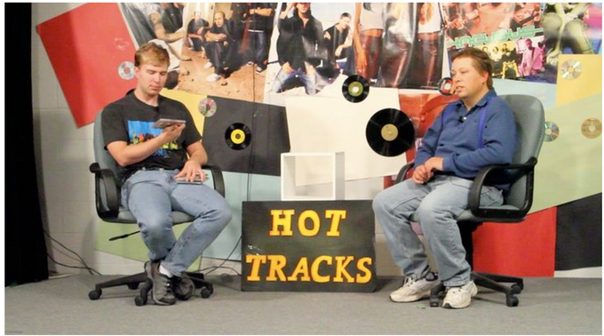 Nick (Left) & JB