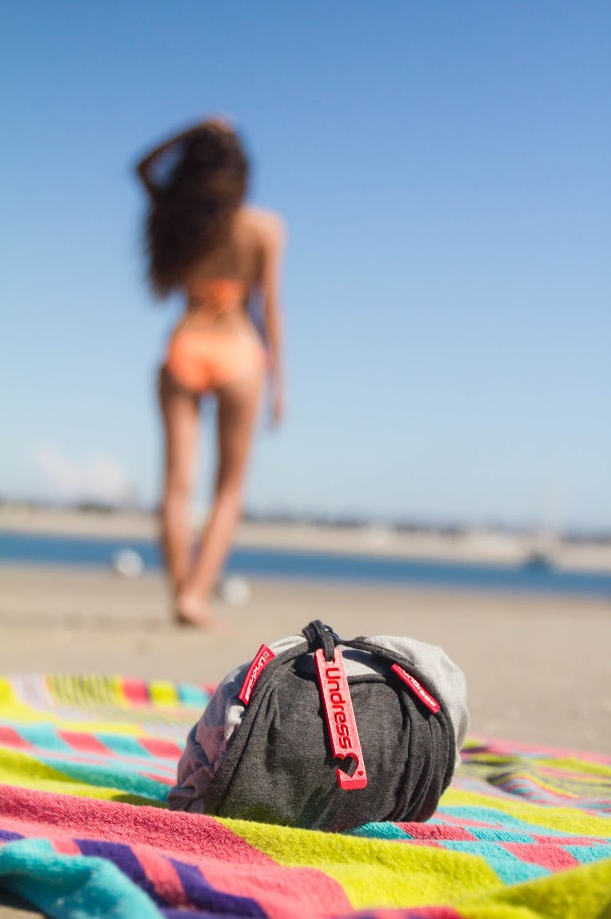 The Undress is Packable, and you can take it with you!