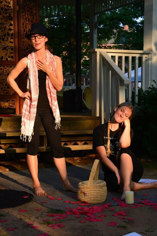 Shakespeare's Women Sumer 2014