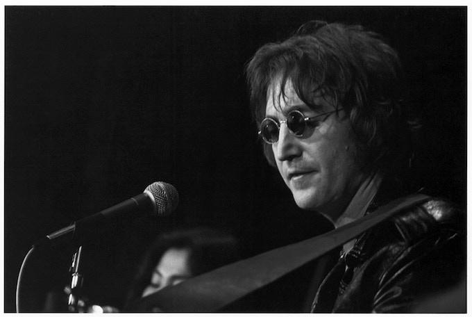 John Lennon & Yoko Ono/ a reward print