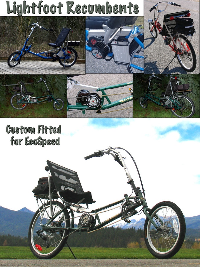 Custom Designs Allows for Everyone to Ride