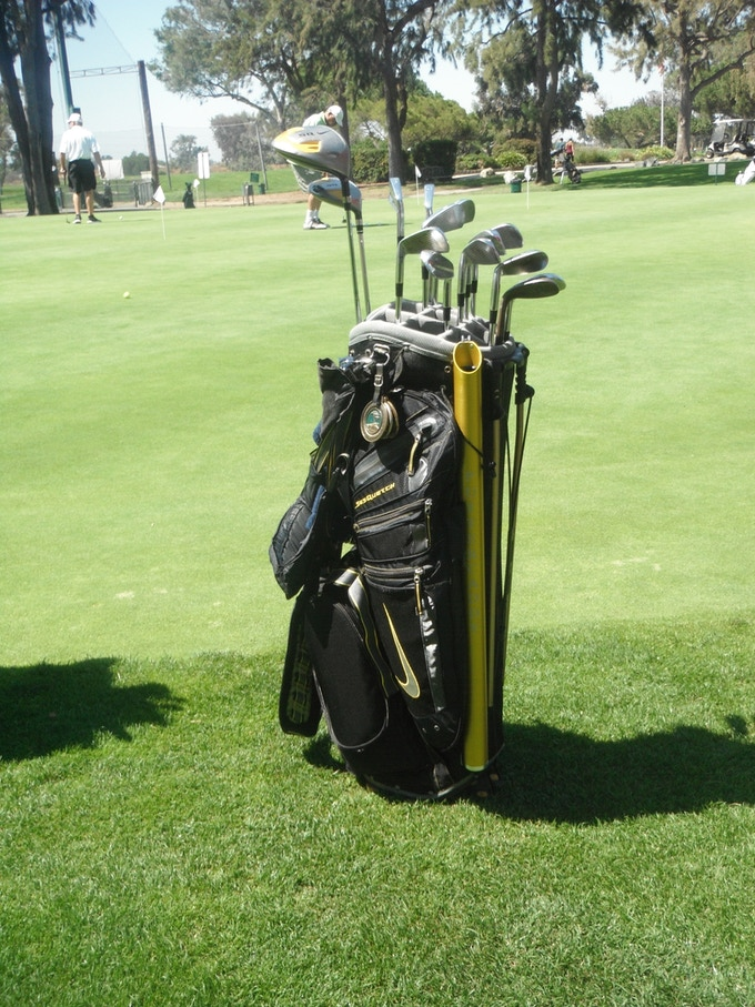 Know where your putter is at all times.