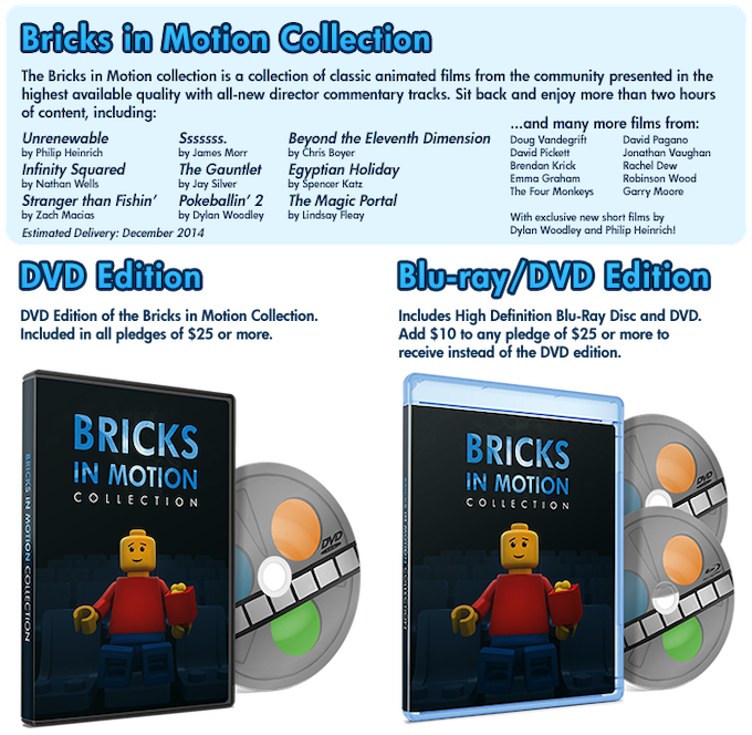 Bricks In Motion A Documentary About Lego Filmmaking By Bricks In
