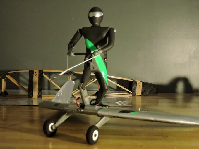 1/6th Scale Prototype