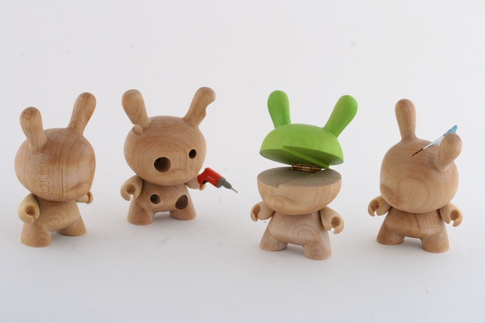 2009 Wooden Dunnys