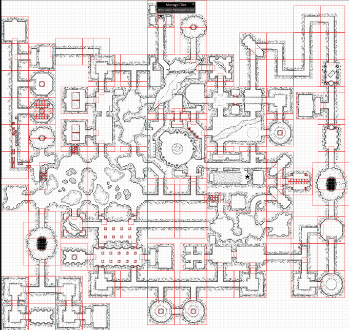 A large map example using our Gencon Content Pack.
