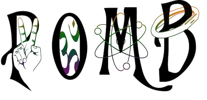 POMB artist logo