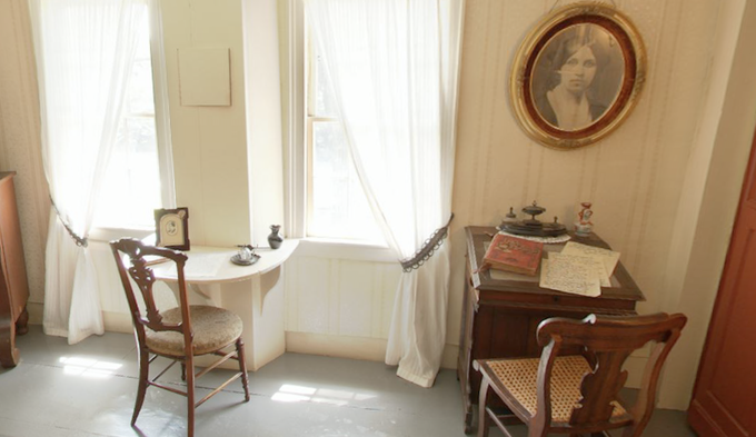 Written at a small, half-moon shaped desk in her bedroom at Orchard House, Little Women was one of the first works of American feminist literature and has become a classic for readers the world over.