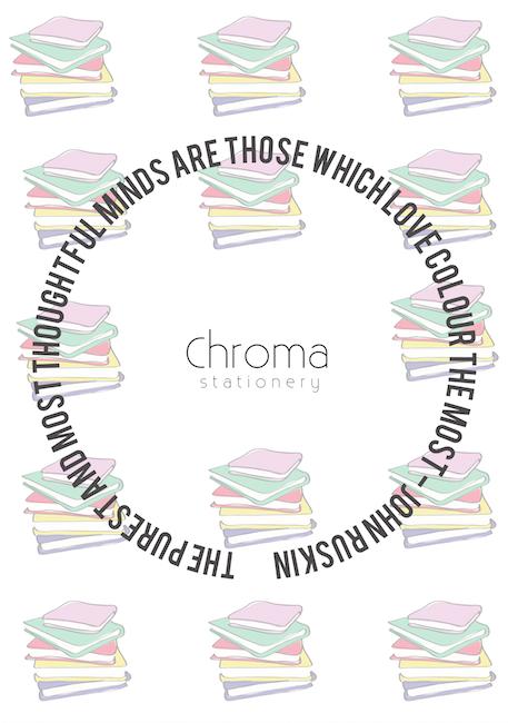 Chroma poster