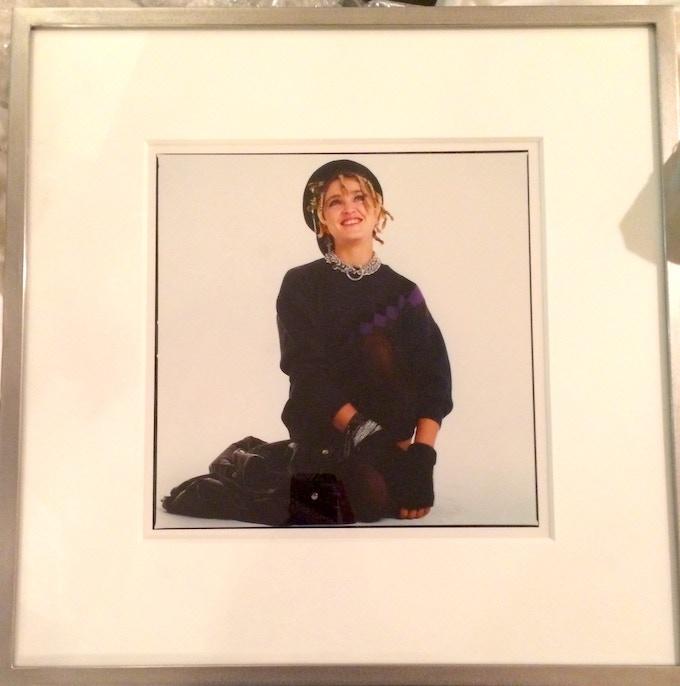 $1,750 Reward: Unique framed image by Corman!