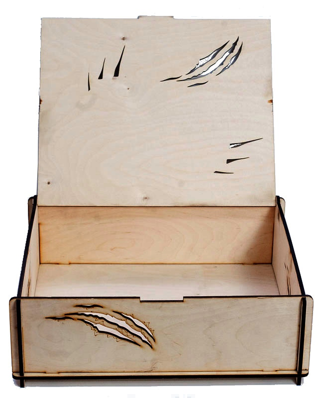 Storage Big Box - Claws