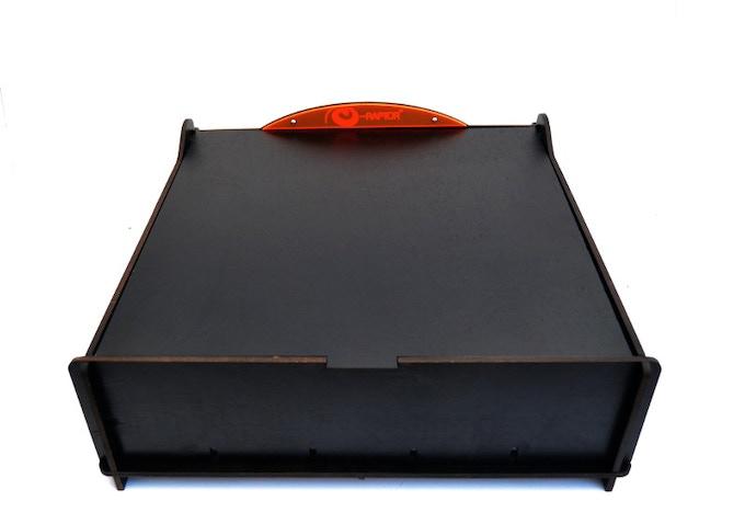 Trading Card Storage Box - Black